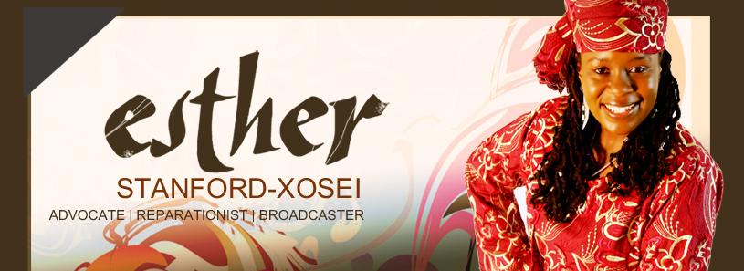 Esther website banner